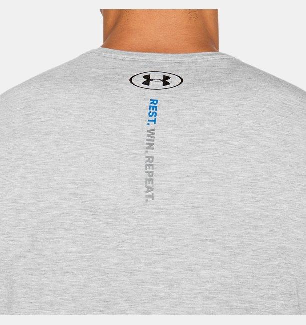 남성 애슬릿 리커버리 울트라 컴포트 슬립웨어 티셔츠
