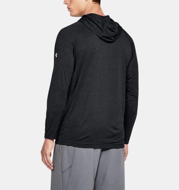 Mens NBA Combine UA Tech™ Printed Hoodie