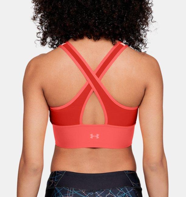Womens UA Armour® Crossback Clutch Bra