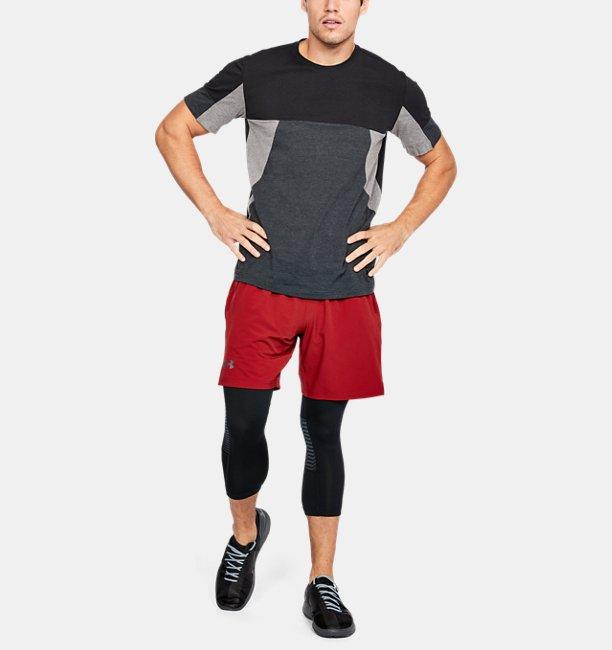 Mens UA Cage Shorts