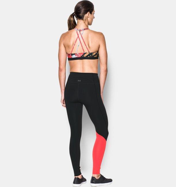 Womens Armour® Strappy Low Sports Bra