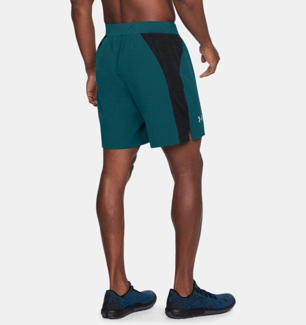 Mens UA Speedpocket Swyft 7 Shorts