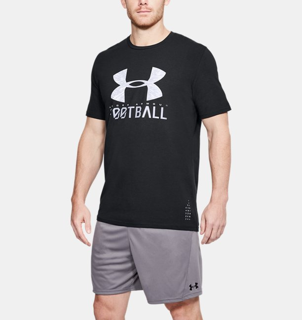 ... Camiseta UA FB Wordmark Masculina Under Armour BR 502614de2f0254 ... b971860a13336