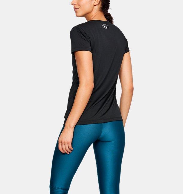 Womens UA Tech™ Graphic Short Sleeve