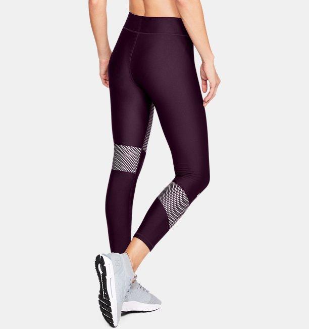 Calça Crop HeatGear® Armour Graphic Feminina