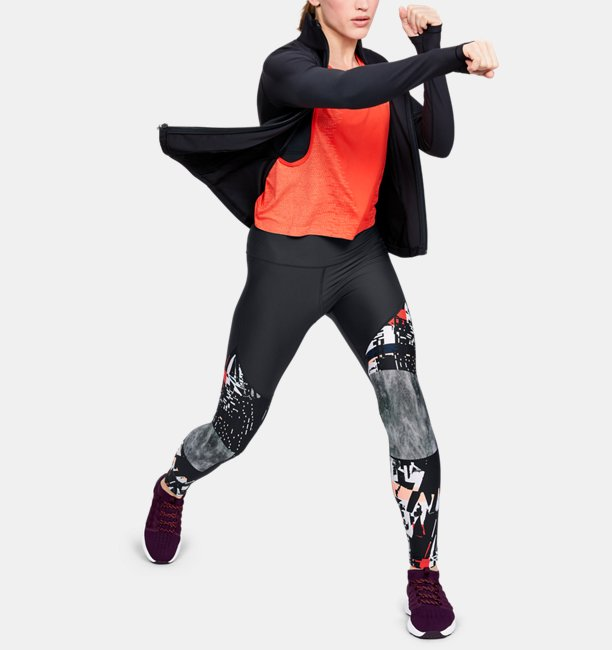 Womens UA Vanish Printed Leggings