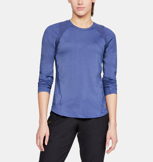 Womens UA Perpetual Long Sleeve