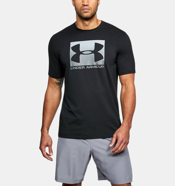 8f453fc5 Shoptagr   Men's Ua Boxed Sportstyle T Shirt by Under Armour