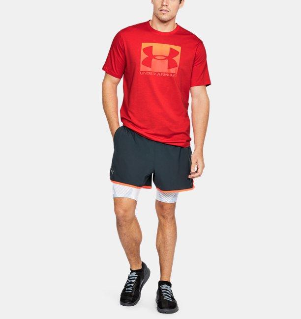 Camiseta UA Boxed Sportstyle Masculina