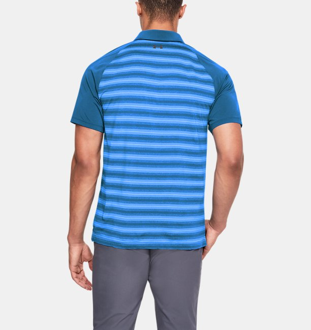 Mens UA Threadborne Boundless Polo
