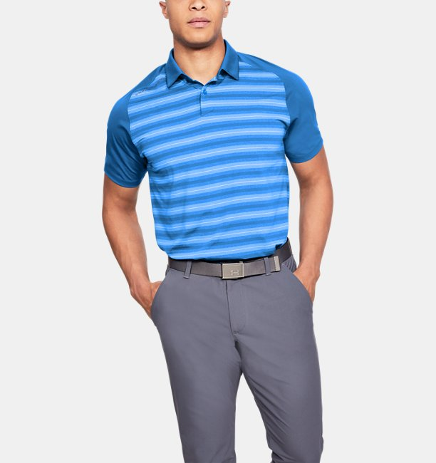 Men's UA Threadborne Boundless Polo