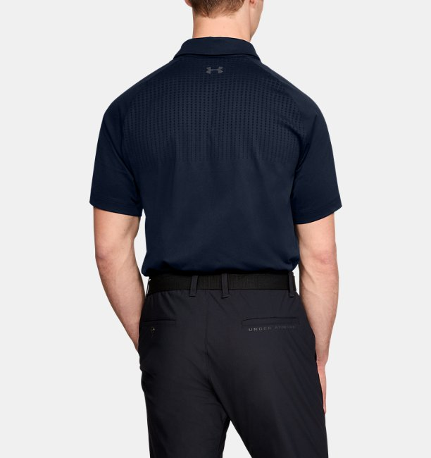 【アウトレット】UAバニッシュ アウターグロー(ゴルフ/ポロシャツ/MEN)
