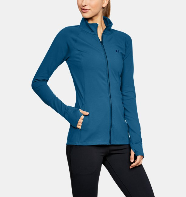 low priced c6db7 53ead Womens UA Zinger Full Zip