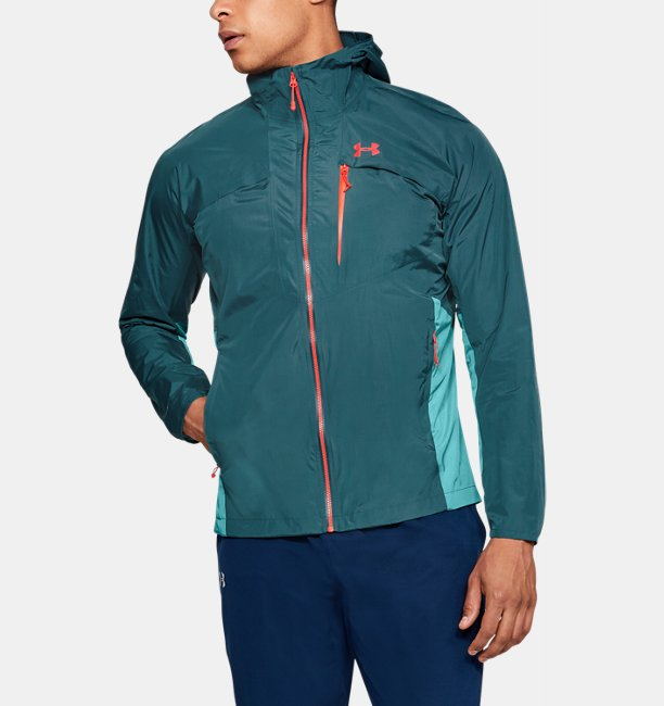 Mens UA Scrambler Jacket