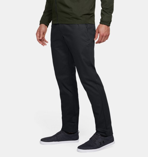 Mens UA Showdown Chino Tapered Trousers
