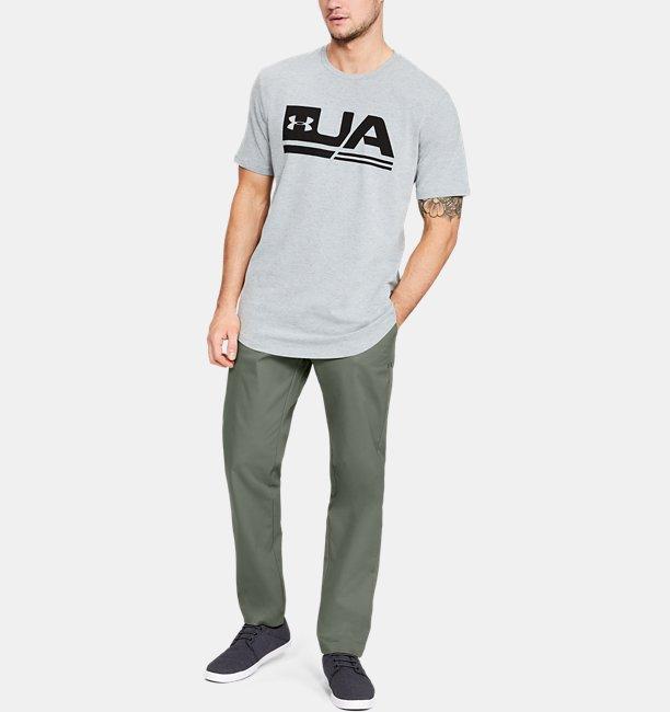 Erkek UA Showdown Chino Dar Paça Pantolon