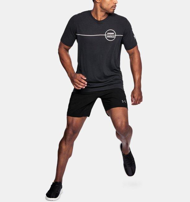 Short de Training UA Accelerate para Hombre