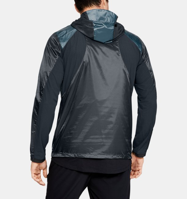 Mens UA Perpetual Full Zip Jacket