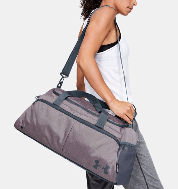 Womens UA Undeniable Duffle- Small