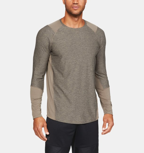 new arrival 2062d be0e1 Mens UA MK-1 Long Sleeve. Double tap to zoom