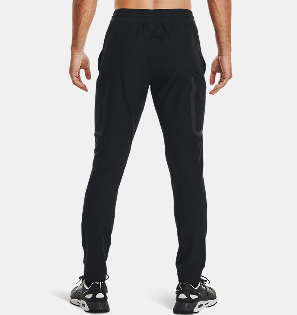 Mens UA Unstoppable Woven Cargo Trousers