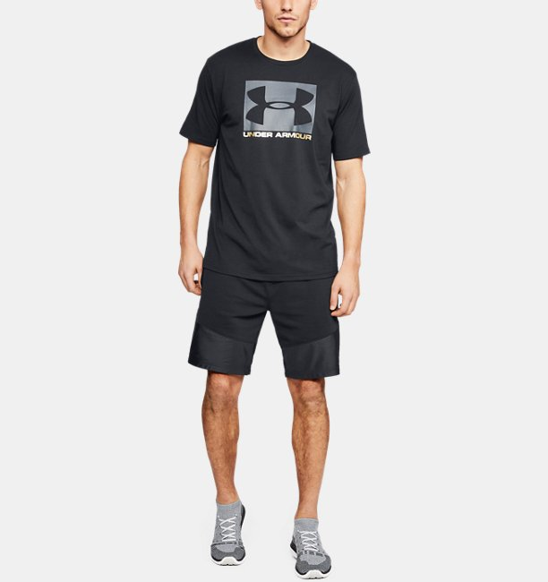 Men's UA Microthread Terry Shorts