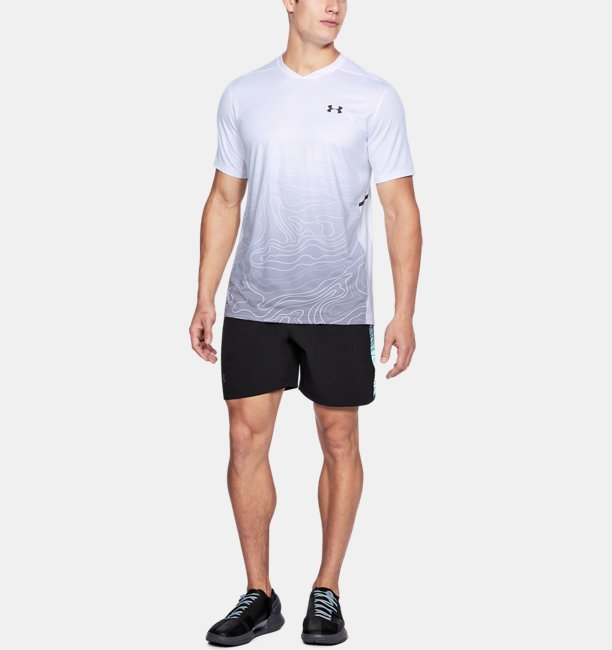 Mens UA Forge Short Sleeve