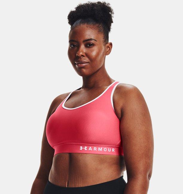 Womens Armour®Mid Sports Bra