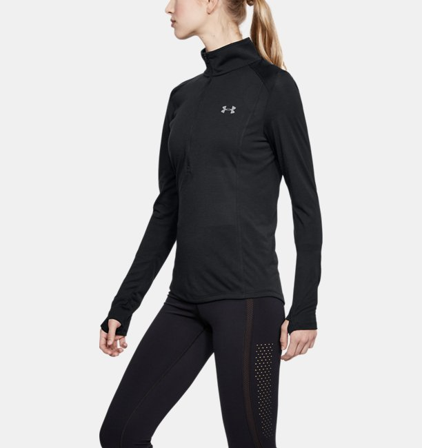 Womens UA Threadborne™ ½ Zip