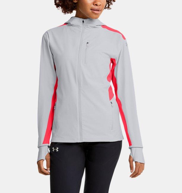 Womens UA Outrun The Storm Jacket