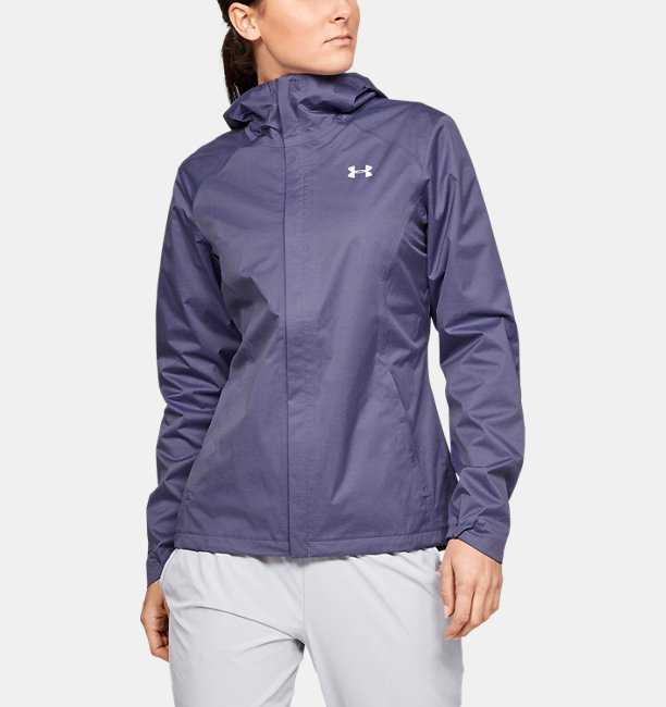 Womens UA Overlook Jacket