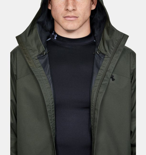 Erkek UA Overlook Ceket
