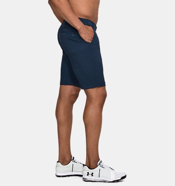 Mens UA Showdown Tapered Shorts