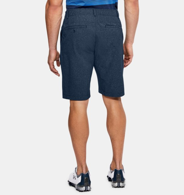 Mens UA Showdown Vented Shorts Tapered