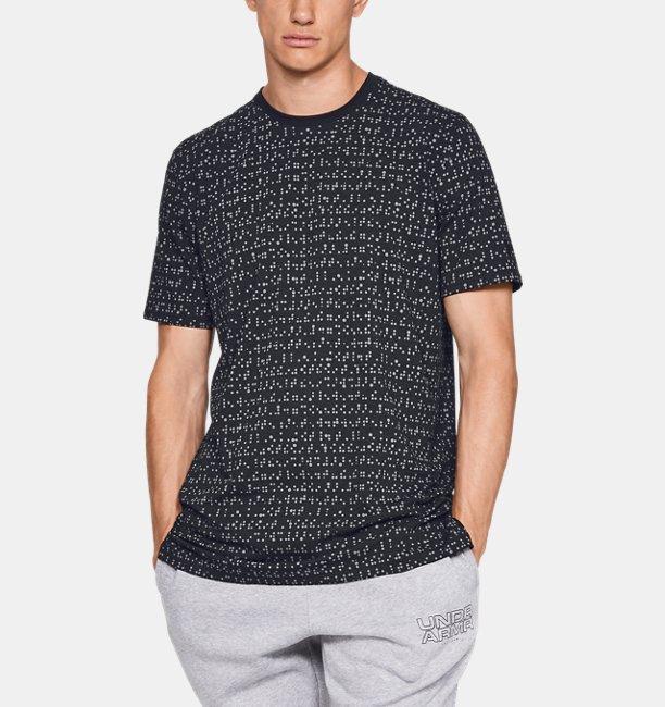 Mens UA Baseline Long Line T-Shirt