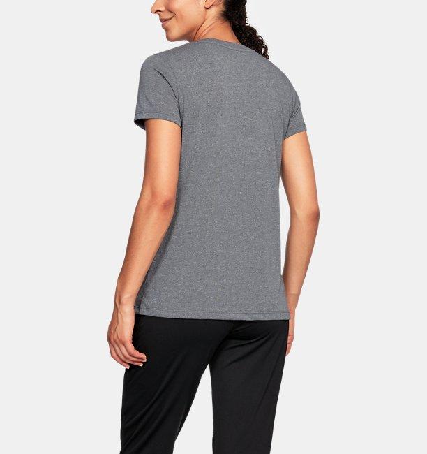 Camiseta UA Siro Graphic Twist V-Neck