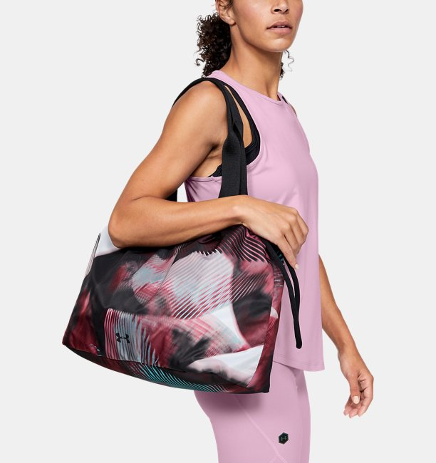 Women's UA Cinch Printed Tote