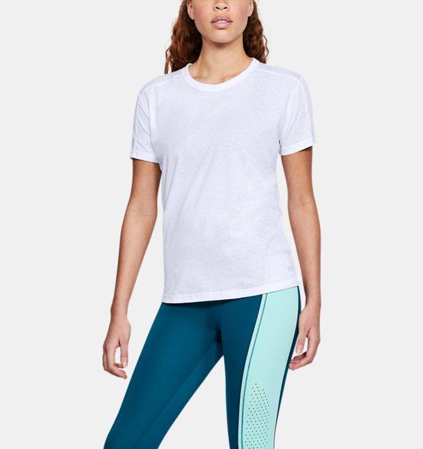 【アウトレット】UA トライブレンドTシャツTシャツ/WOMEN) (ライフスタイル/WOMEN)