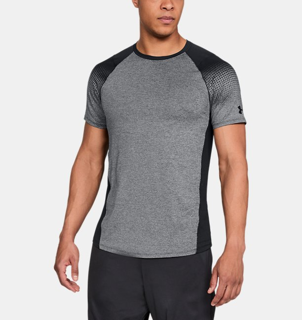 Men's UA MK-1 Dash Print Short Sleeve