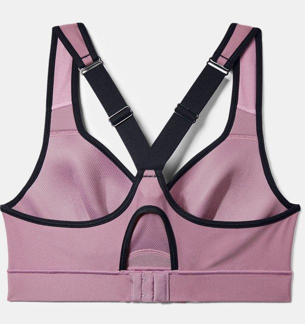 Womens HeatGear Armour® High Support Sports Bra