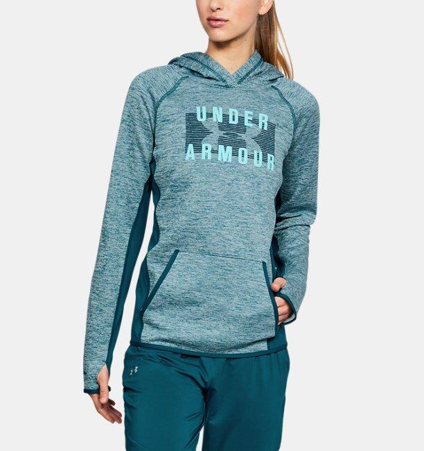 Moletom UA Storm Armour® Fleece Big Logo Twist