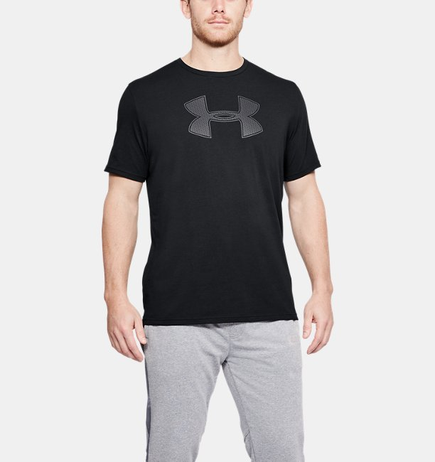 Mens UA Big Logo T-Shirt