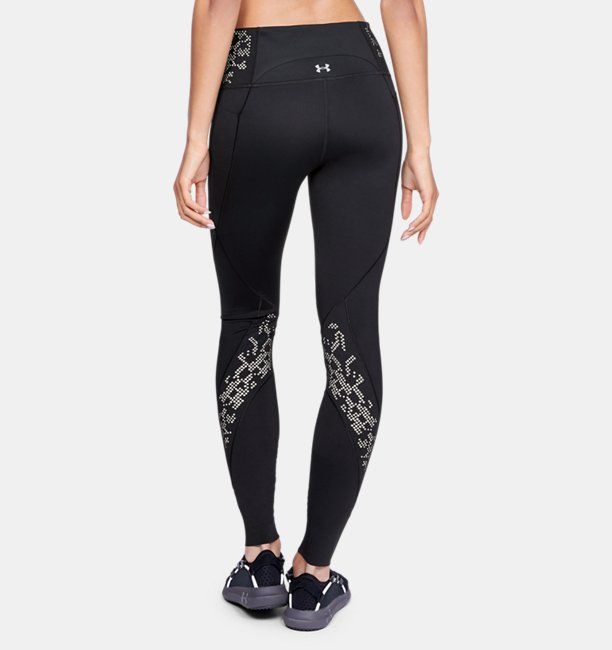 Womens Misty Copeland Signature Perforated Lace Leggings