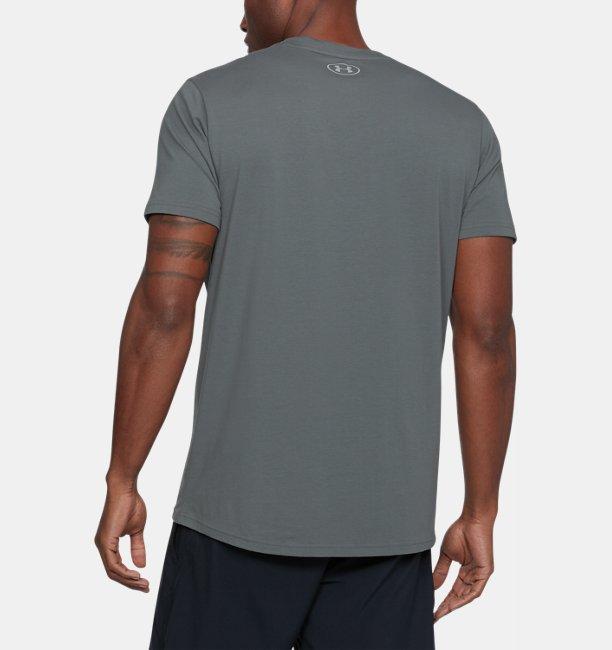 Camiseta UA Warped Route Masculina