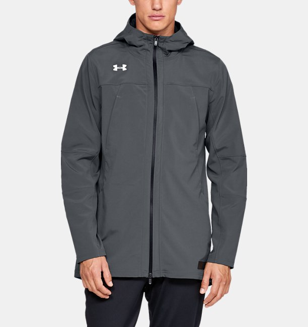 Mens UA Accelerate Terrace Jacket