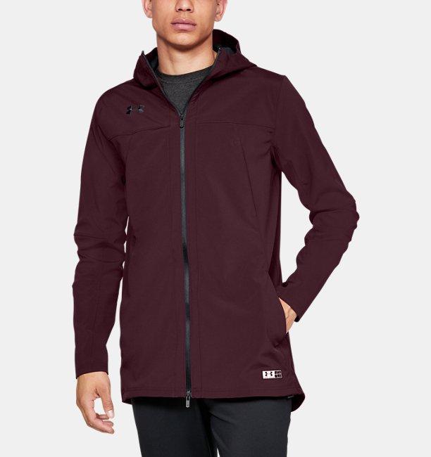 Mens UA Accelerate Terrace Jacket