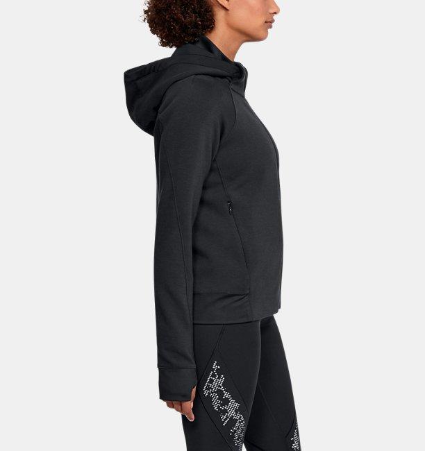 Womens UA Spacer Full Zip Jacket