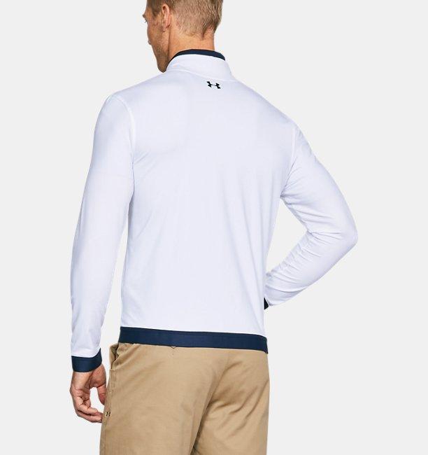 【アウトレット】UAプレーオフ フルジップ(ゴルフ/MEN)