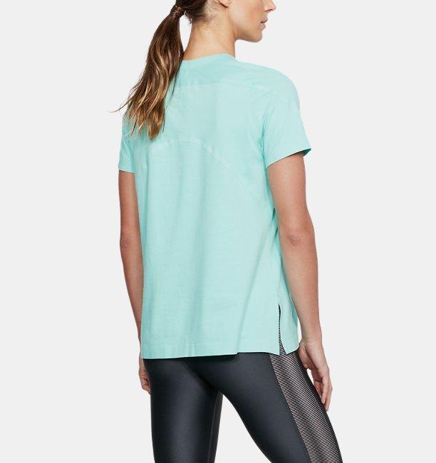 Camiseta UA Motivator Graphic Feminina