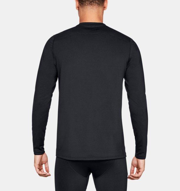 T-shirt à manches longues UA Tactical Crew Base pour homme